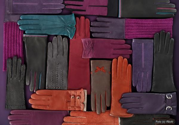 Handschuhe, Lederhandschuhe, Wollhandschuhe