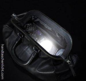 Licht für die Handtasche