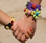 Jibbitz Armbänder