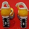 Starkes Outfit für alte Schuhe
