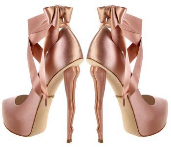 DUKAS Schuhe sind eine Hommage an die Weiblichkeit