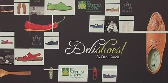 El Natura Lista Schuhsohlen sind schon immer etwas Besonderes