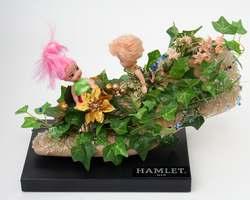 Vom Holz-Schuhleisten zum Kunstobjekt Art & Hamlet (c)