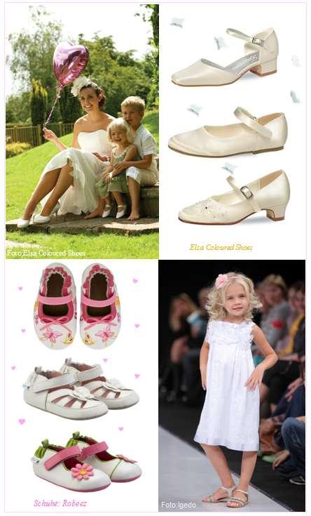 75a93c3ad4f91a Prinzessin für einen Tag  Festliche Schuhe für Mädchen   Die Welt ...