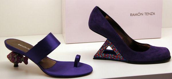 brand new 9c04f b4f4e RAMON TENZA - Schuhe, die ins Auge fallen > Die Welt der Schuhe