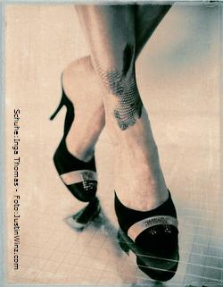 Modellschuhe von Inga Thomas