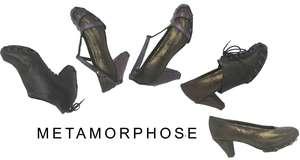Verwandelbare Schuhe
