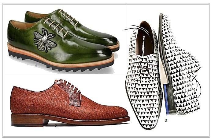 best loved 454ef 983e5 Ausgefallene Herrenschuhe > Die Welt der Schuhe