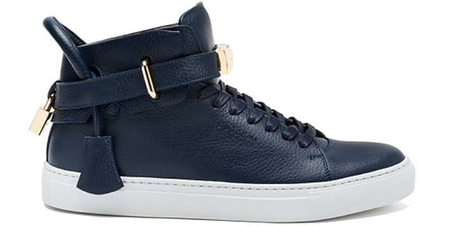 high top sneaker herren luxus
