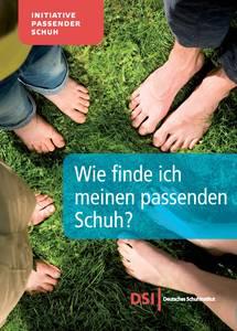 Initiative Passender Schuh