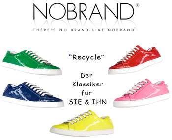 Nobrand - ausgefallene Schuhe für Individualisten