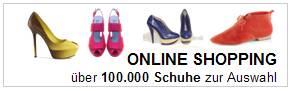 Schuhe einfach online kaufen. Wir bündeln die besten Shops unter einem Dach. Über 100.000 Schuhe zur Auswahl