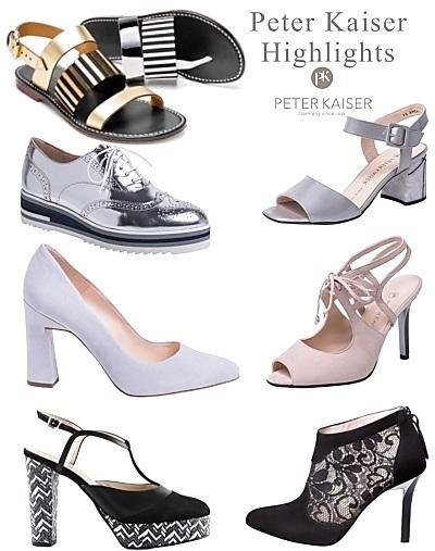 peter kaiser pumps und sandaletten fuer den sommer die. Black Bedroom Furniture Sets. Home Design Ideas