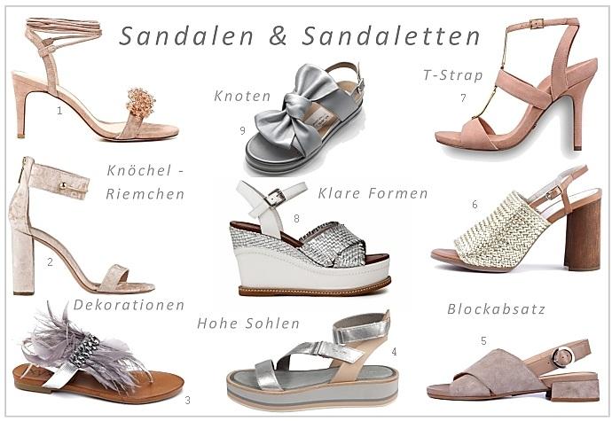 sandaletten haben im sommer hochsaison die welt der schuhe. Black Bedroom Furniture Sets. Home Design Ideas
