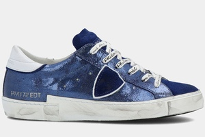 Philippe Model Sneaker: schillernder Luxus