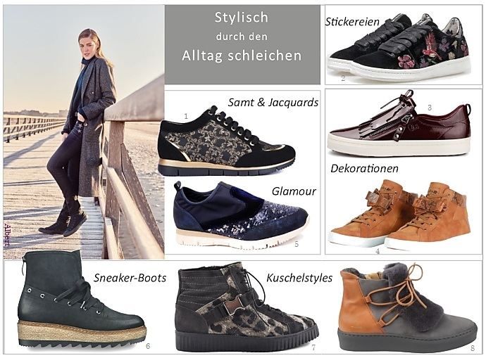 sneaker trends im herbst winter die welt der schuhe. Black Bedroom Furniture Sets. Home Design Ideas