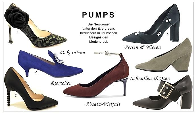01b4461b958e8 Pumps  Trends im Herbst-Winter   Die Welt der Schuhe