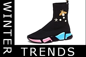 Schuhtrends Herbst-Winter 2018 -