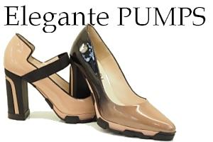 [title] - Pumps sind unübertrefflich weiblich und in ihrer Vielseitigkeit kaum zu schlagen. Als Übergangsschuhe, Business-Schuhe oder  Abendschuhe. Mit Pumps sind Frauen immer auf der sicheren Seite.