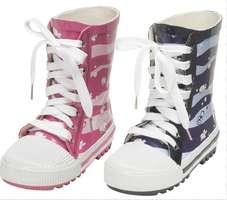 on sale 65b6b a427a Playshoes Gummistiefel für Mutter und Kind > Die Welt der Schuhe