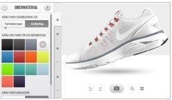 Nike Schuhe selber gestalten und designen mit NikeID online von zu Hause