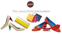 Damenschuhe  und Herrenschuhe selbst gestalten. Vom Pumps bis zum Stiefel bietet selve eine große Auswahl eleganter Schuhe