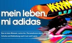 adidas Schuhe selber gestalten und designen mit mi adidas