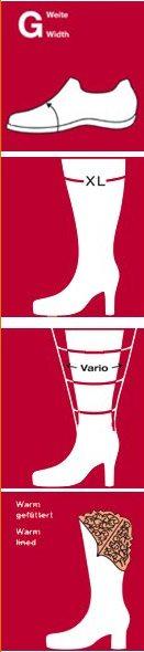Bequeme Schuhe von Gabor