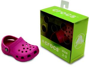 Babyschuhe von Crocs