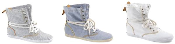 "Sneaker von Keds: Modell ""Champion January Bootie"""