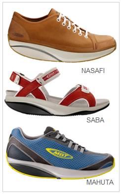 Modische MBT Schuhe für Frühjahr_Sommer_2011