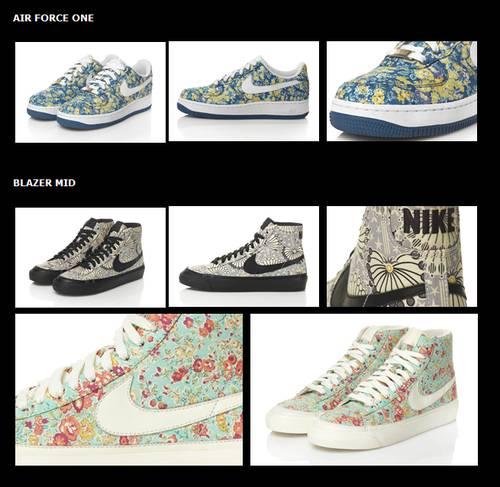 Nike Liberty Kollektion