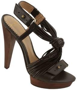 Sexy Sandale mit Schnüren von Daniel Hechter
