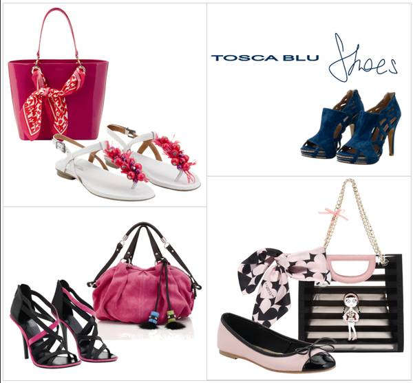 Tosca Blu Schuhe, Taschen, Accessoires lassen Frauenherzen höher schlagen