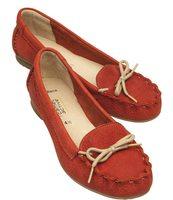 Schuhe in knaligen Farben, Modell camel active