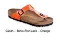 Stylisch-Bunte Birkenstock Sandalen  -