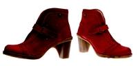 El Natura Lista Ankle Boots