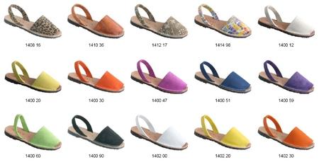 size 40 4166b 1757f Rohde mit bunten Schuhen durch den Sommer > Die Welt der Schuhe