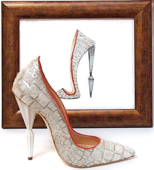 High-Heel Pumps von Crisian & McCaffrey