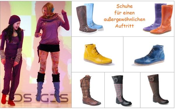 Schuhe und Stiefel von Nobrand sorgen für einen außergewöhnlich stylischen Auftritt
