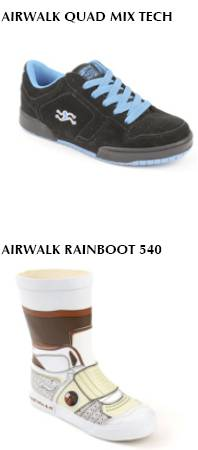 Airwalk Sneaker Herbst Winter 2010_2011