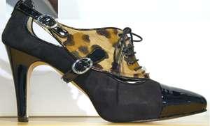 Edel_Schuhe und Stiefel tragen Fell