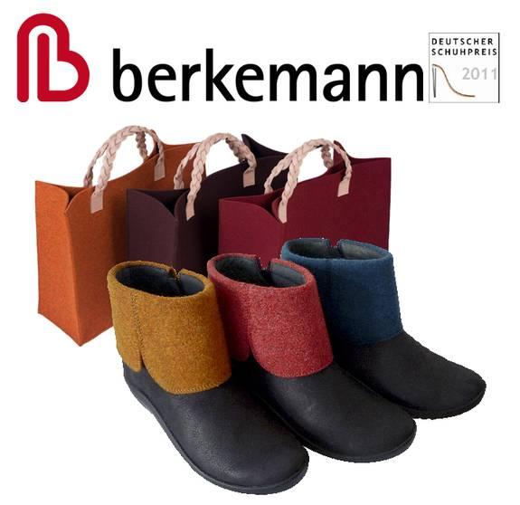 Berkemann gewinnt Deutschen Schuhpreis 2011