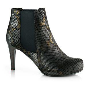 Ankleboots von Llyod Python Look