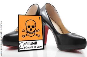 Schuhe ohne Schadstoffe