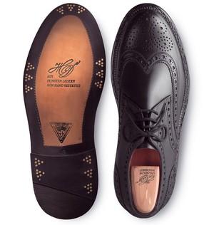 Heinrich Dinkelacker Budapester Schuhe