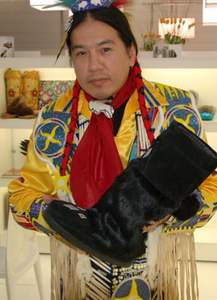 Mukluks von Manitobah aus Canada