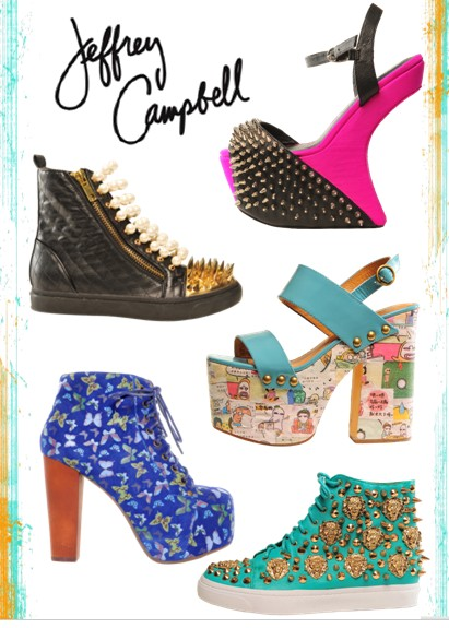 Jeffrey Cambell Sommer Styles