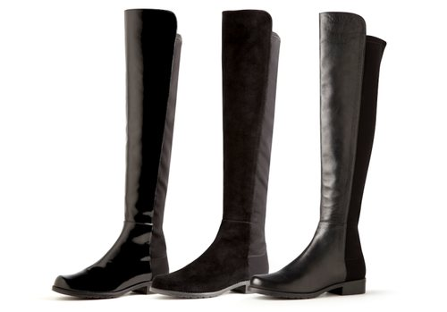 schwarze stiefel ein klassiker setzt trends die welt der schuhe. Black Bedroom Furniture Sets. Home Design Ideas