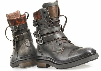 winterschuhe f r m nner stiefel sind im trend pictures to pin on pinterest. Black Bedroom Furniture Sets. Home Design Ideas